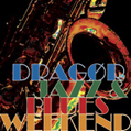 Logo til Dragør Jazz & Blues Weekend